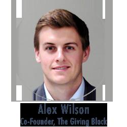 Alex, The Giving Block