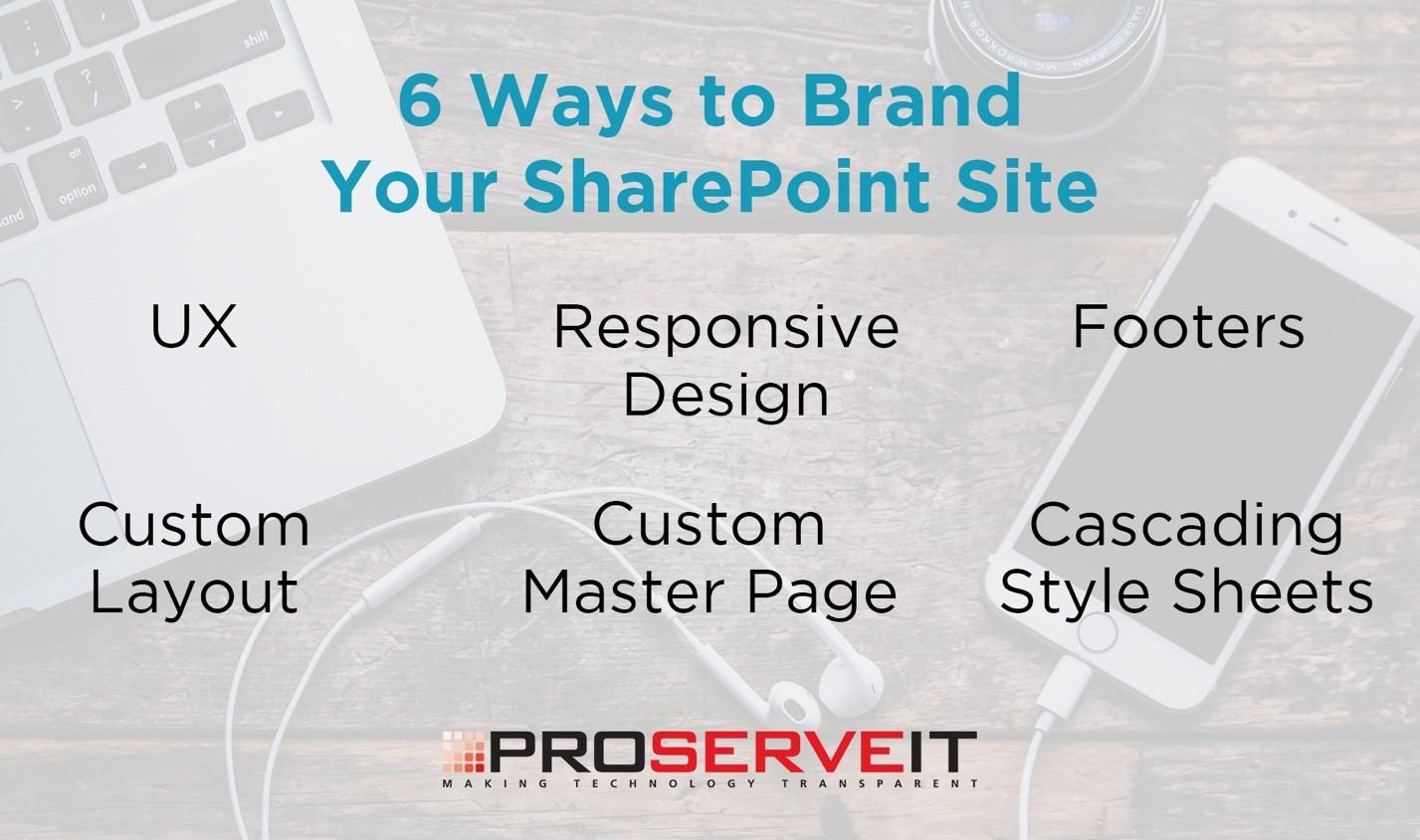 Branding SharePoint