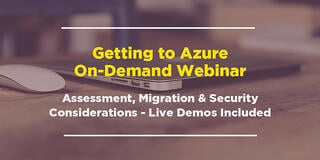 Azure Migration Guide