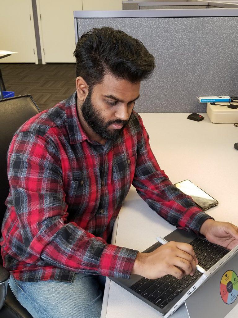 Keith-Header Digital transformation solutions architect