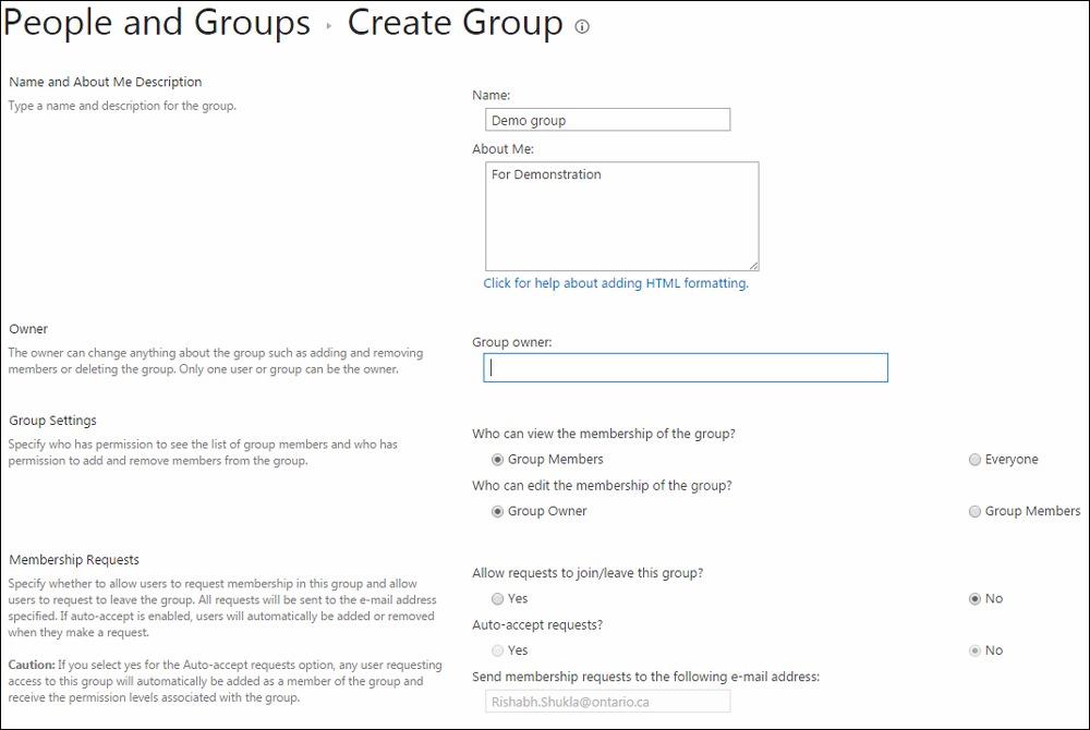 SharePoint User Guide
