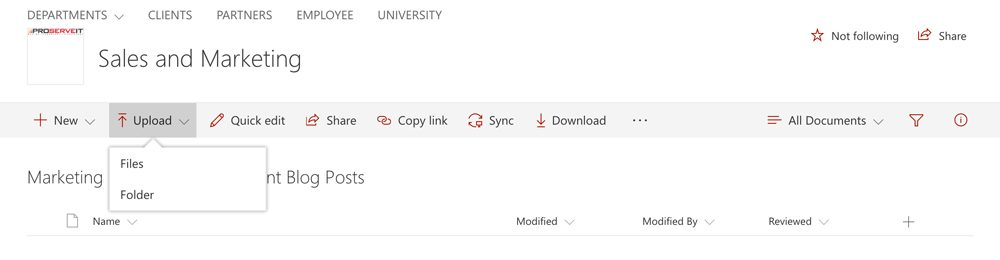 SharePoint Tutorial Tip: How to Upload Files