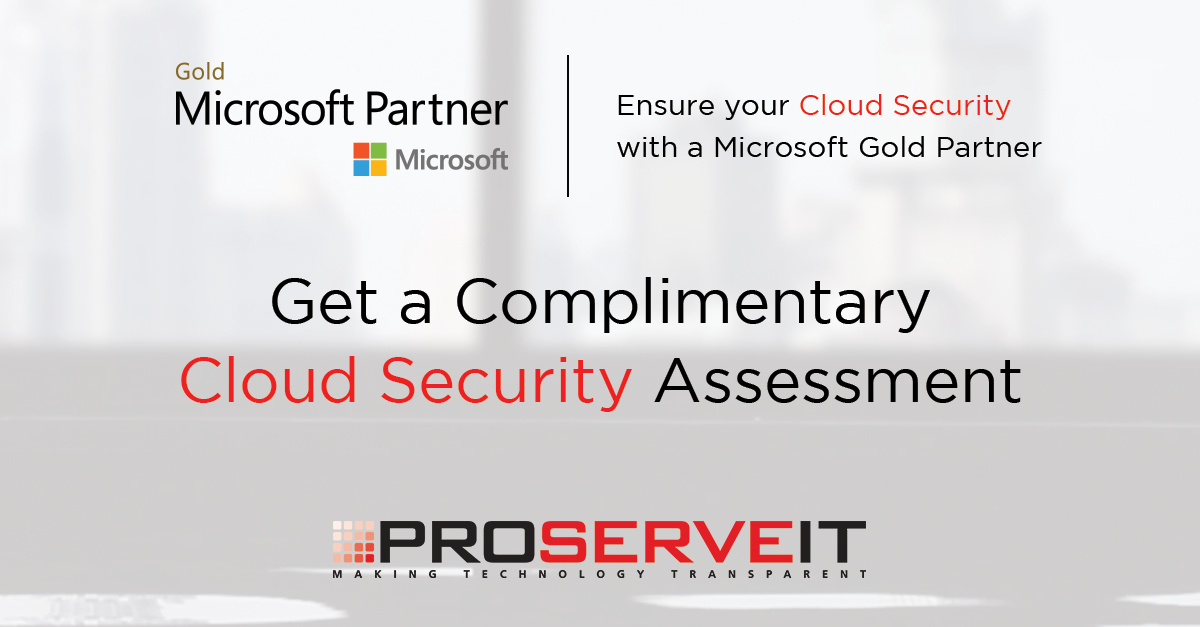 Complimentary Cloud Security Assessment