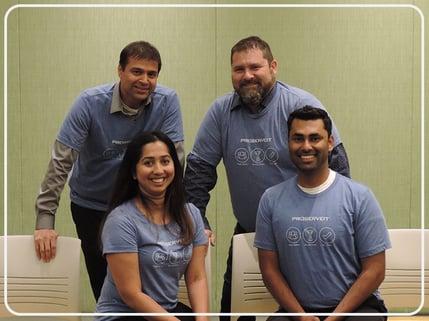 ProServeIT-project-management-team