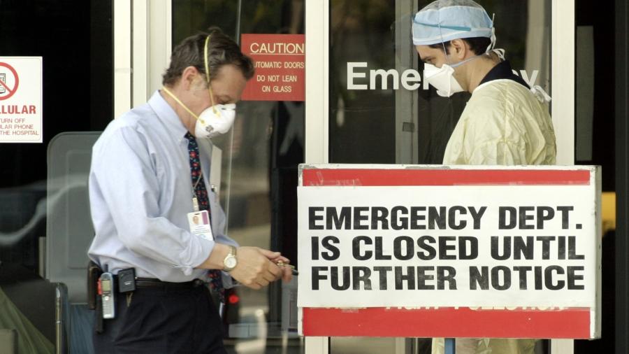 SARS Outbreak Toronto