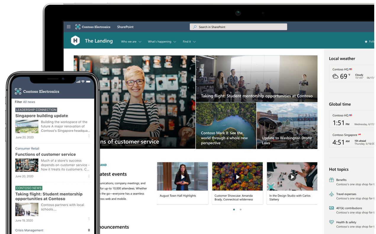 Office 365 Apps & Services: What They Are & When to Use Them - Sharepoint
