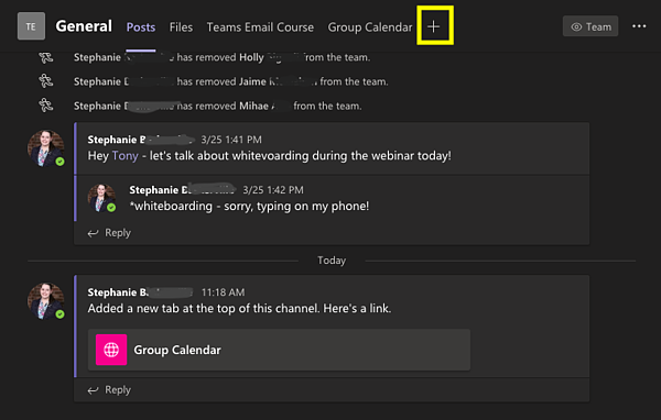 Microsoft teams planner function