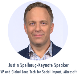 justin, Vice President and Global Lead