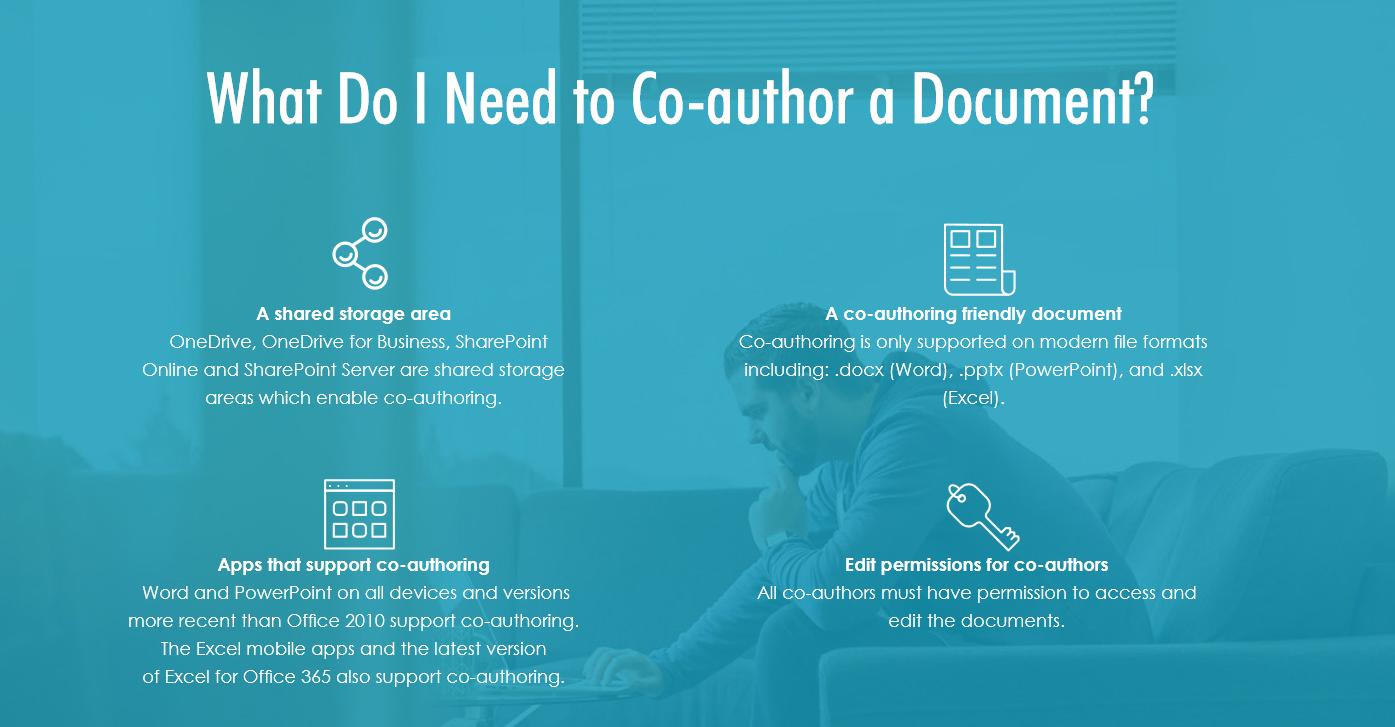 Co-author a Document