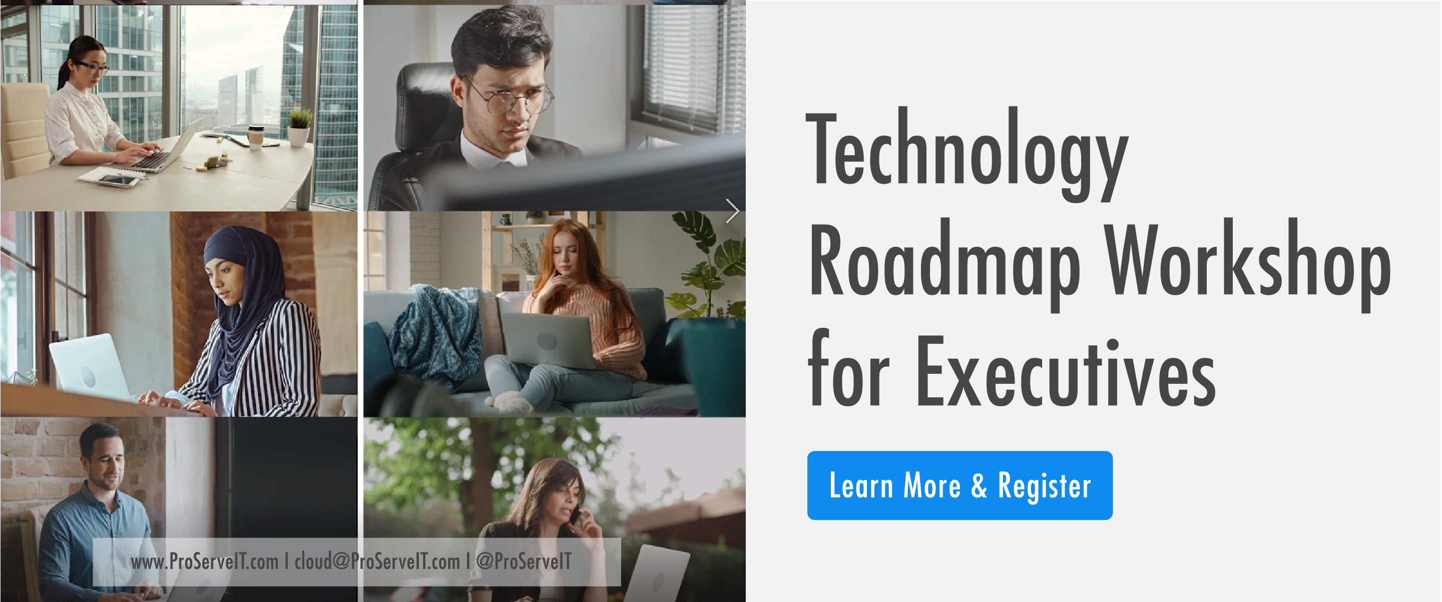 technology roadmap for executives