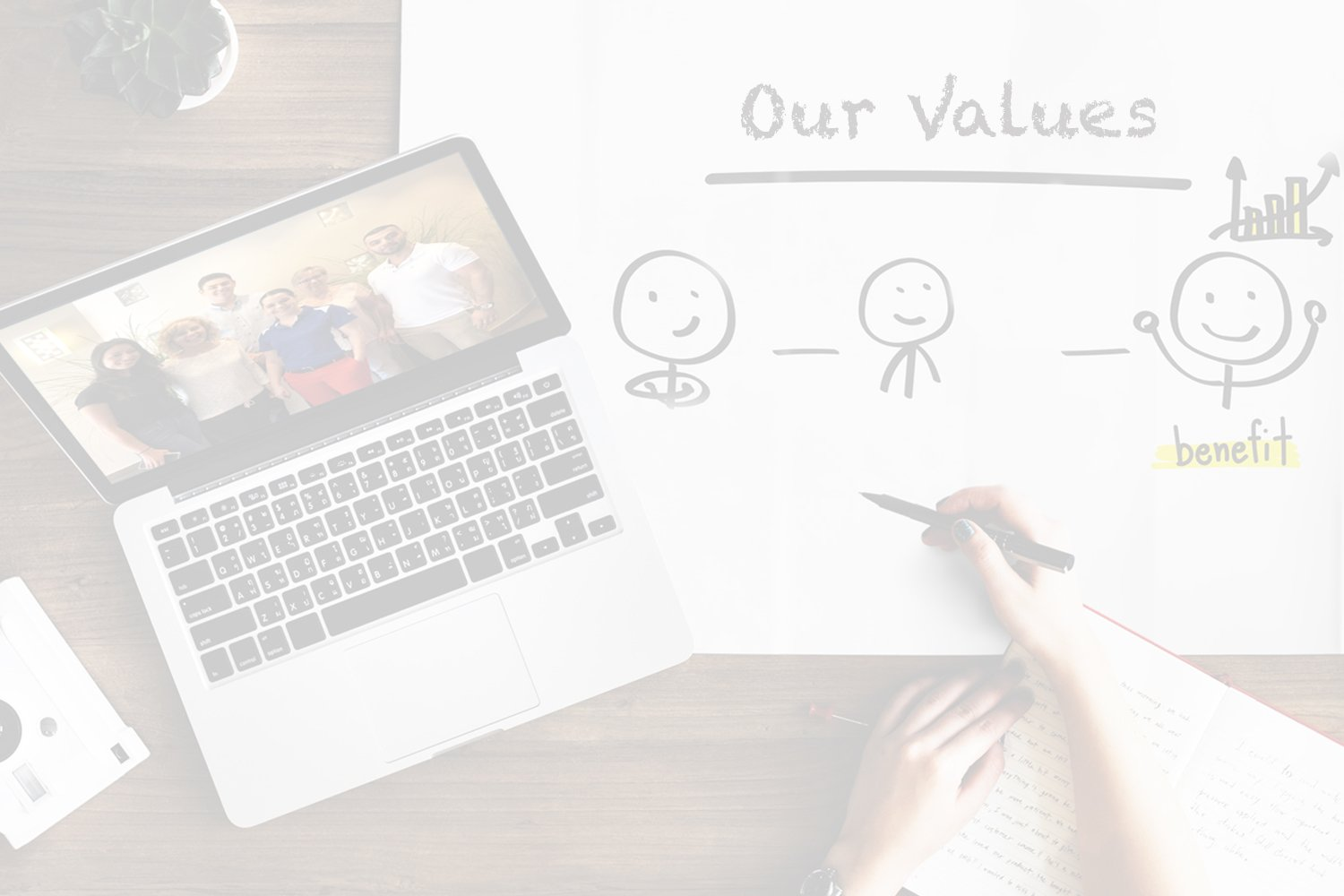 How ProServeIT's Corporate Values Benefit You!