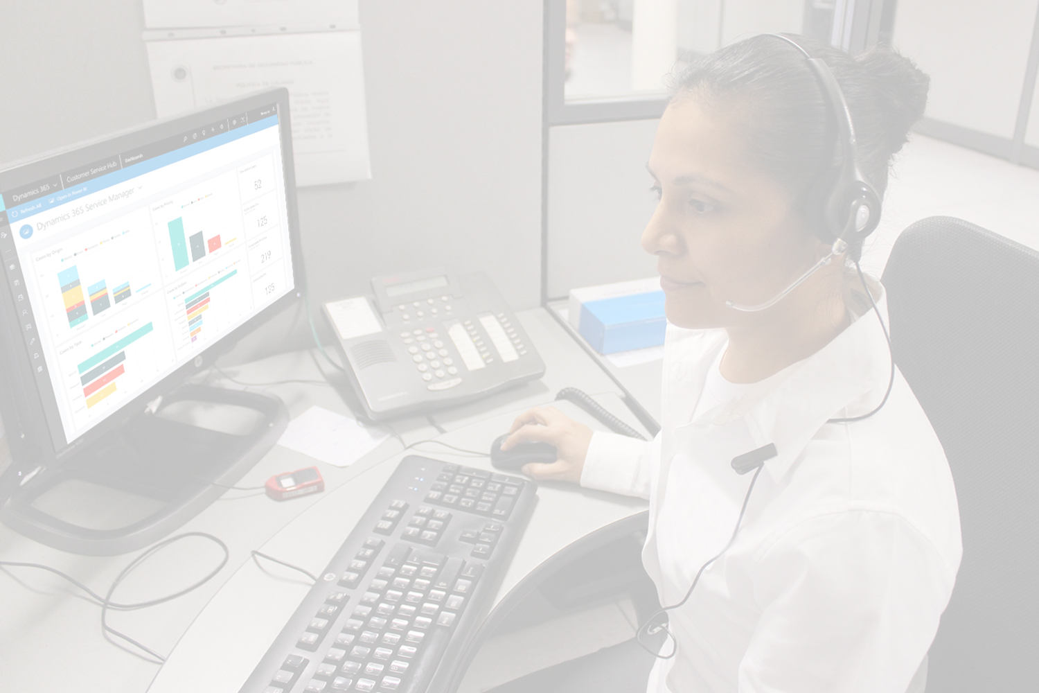Give Great Customer Service Using Dynamics 365 for Customer Service