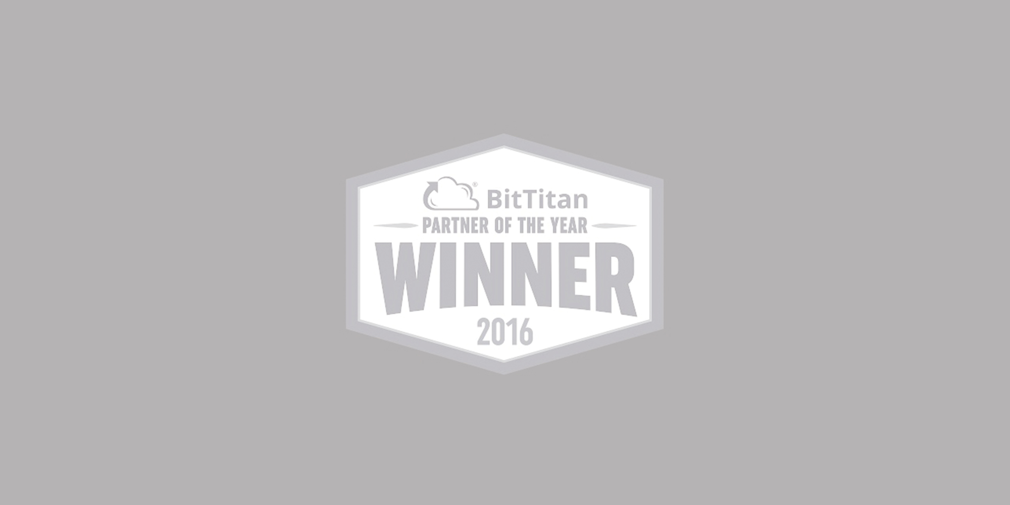 ProServeIT is excited to win the BitTitan's Canadian Partner of the Year 2016!
