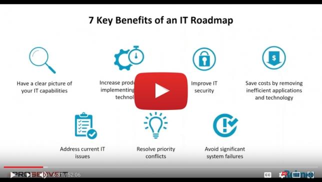 IT Rodmap On-Demand Webinar