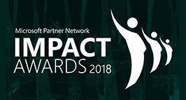 2018 Microsoft IMPACT Award