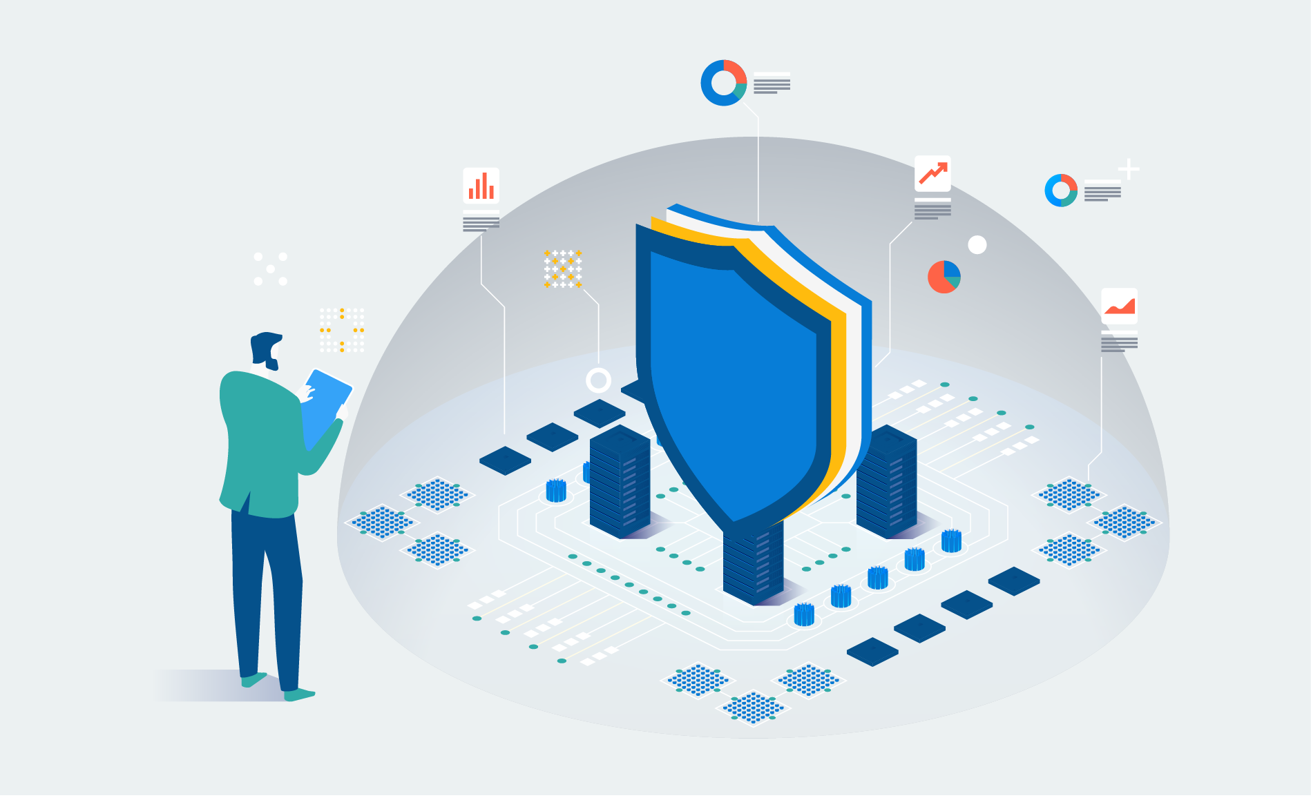 Protect Your Digital Assets with a Managed Cybersecurity Solution