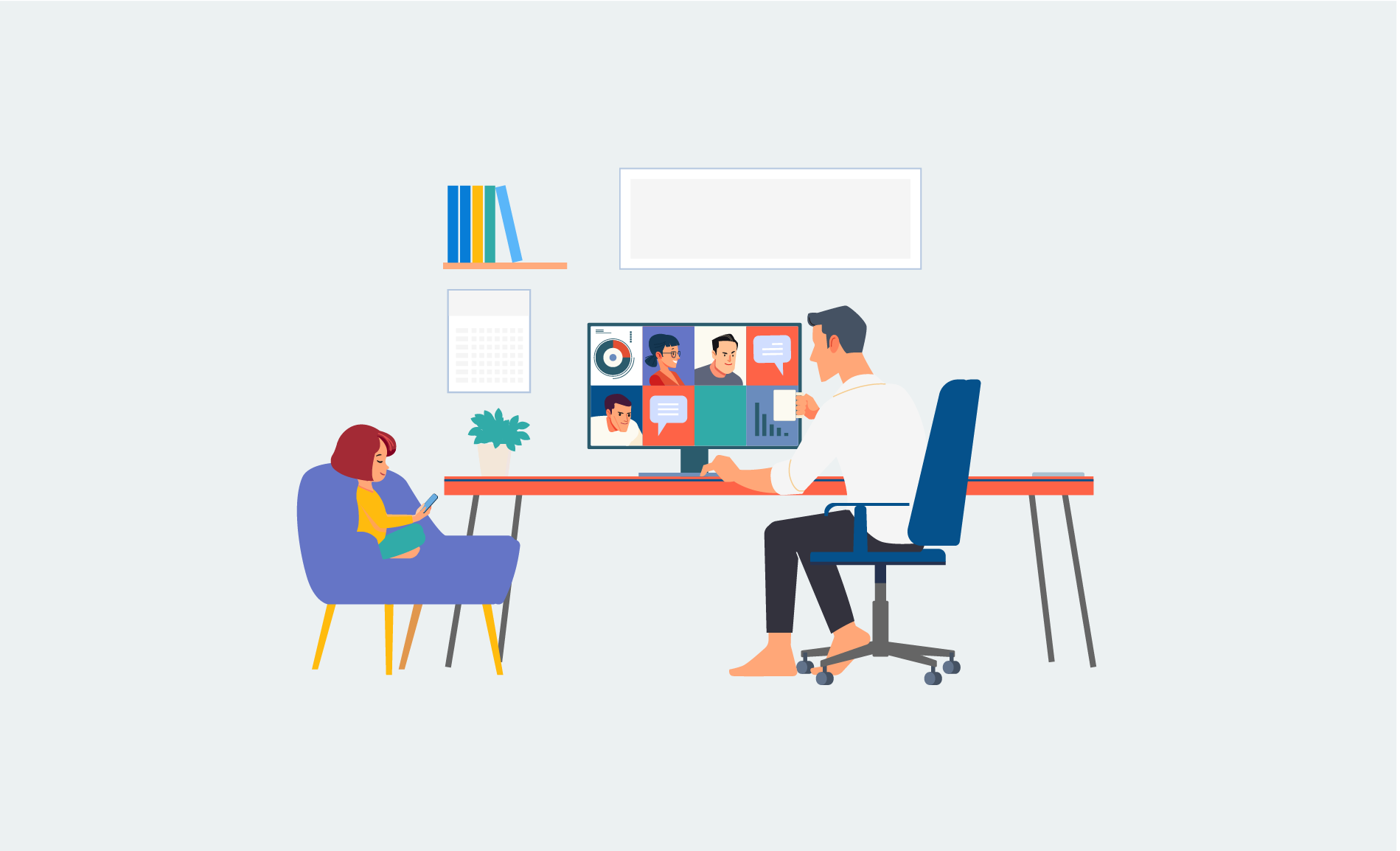 Which are the 6 Types of Remote Workers & How You Can Support Them